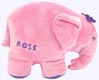 Rose the Elephant Plush Doll
