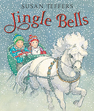 Jingle Bells Hardcover Picture Book illustrated by Susan Jeffers