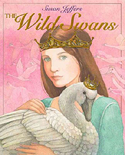 The Wild Swans Out-of-Print Hardcover Picture Book