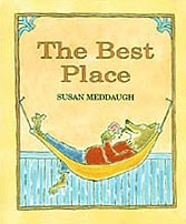 The Best Place Hardcover Picture Book