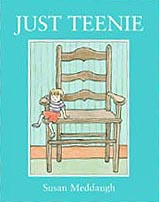 Just Teenie Hardcover Pictue Book