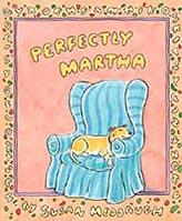 Perfectly Martha Hardcover Picture Book