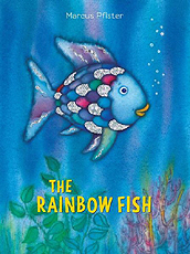 The Rainbow Fish Hardcover Picture Book