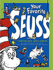 Your Favorite Seuss Treasury Hardcover Pictue Book