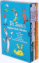 Dr. Seuss's First Collection Five Paperback Books in Slipcase.