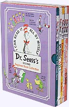 Dr. Seuss's Second Collection Five Paperback Books in Slipcase