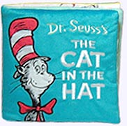 Cat in the Hat Cloth Book
