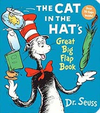 Cat in the Hat Big Lift-the-Flap Book