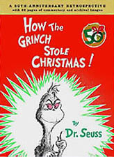 How the Grinch Stole Christmas! 50th Anniversary Retrospective Hardcover Picture Book