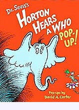 Horton Hears a Who Pop-up! Hadcover Picture Book