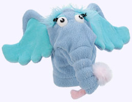 10 in. Horton Hand Puppet