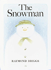 The Snowman Hardcover Picture Book