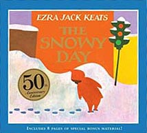 The Snowy Day 50th Anniversary Edition Hardcover Picture Book