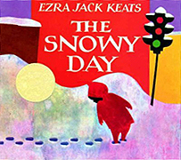 The Snowy Day Hardcover Picture Book