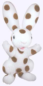 12 in. Spotty Soft Toy