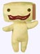 Stinky Cheese Man Plush Doll