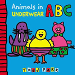 Animals in Underwear ABC Padded Board Book
