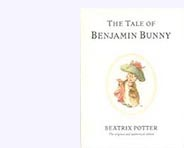 The Tale of Benjamin Bunny Hardcover Picture Book