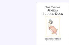 The Tale of Jemima Puddle-Duck Hardcover Picture Book