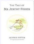 The Tale of Mr. Jeremy Fisher Hardcover Picture Book