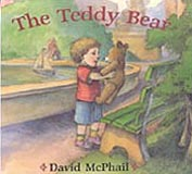 The Teddy Bear Out-of-Print Hadcover Picture Book