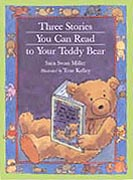 Three Stories You Can Read to Your Teddy Bear Out-of-Print Hardcover Pictue Book