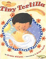 Tiny Tortilla Hardcover Picture Book