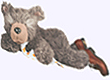 Tops and Bottoms Plush Bear