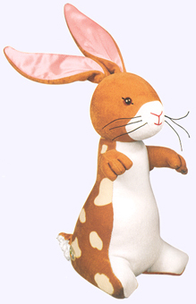 10 in. The Velveteen Rabbit Plush Doll