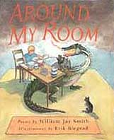 Around My Room Hardcover Picture Book
