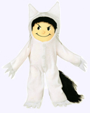 7 in. Max Wild Thing Plush Doll