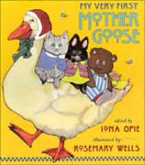 My First Mother Goose Hardcover Picture Book