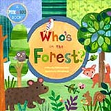 Who's in the Forest? Board Book