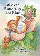 Winker, Buttercup and Blue Hardcover Chapter Book