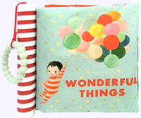 The Wonderful Things You Will Be Cloth Book