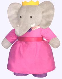 13 in. Plush Celeste Doll