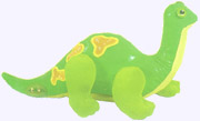 8 in. Apatosaurus Pocket Puppet