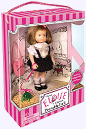 8 in. Eloise Poseable Doll