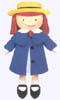 Madeline Cloth Doll