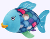 Rainbow Fish Plush