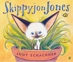 Skippyjon Jones Hardcover Picture Book with CD